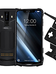 "cheap -DOOGEE S90 Super 6.18 inch "" 4G Smartphone / Cell Phone (6GB + 128GB 8 mp / 16 mp MediaTek MT6771 5050 mAh mAh) / Dual Camera"
