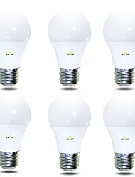 cheap -6pcs 7 W LED Globe Bulbs 680 lm B22 E26 / E27 14 LED Beads SMD 2835 Warm White Cold White 220-240 V 110-130 V