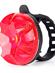 cheap -LED Bike Light Rear Bike Tail Light Safety Light Tail Light Mountain Bike MTB Bicycle Cycling Super Brightest USB Easy Carrying Warning USB Lithium Battery 80 lm Built-in Li-Battery Powered Camping