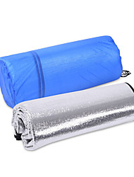 cheap -Hewolf Picnic Pad Tent Tarps Outdoor Portable Lightweight Moistureproof Wear Resistance Aluminum Camping / Hiking Climbing Beach All Seasons Silver