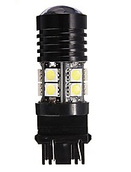 cheap -T25 3157 10W Q5 12 SMD 5050 LED Car Stop Tail Brake Bulb