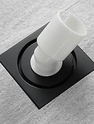 cheap -Drain New Design Modern Brass 1pc - Bathroom / Hotel bath Floor Mounted