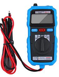 Недорогие -Bside adm04 мини цифровой мультиметр постоянного тока переменного тока измеритель напряжения амперметр мульти тестер бесконтактное напряжение тревоги pm8232