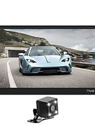 cheap -SWM 7764+4LED camera 7 inch 2 DIN Car Multimedia Player / Car MP5 Player / Car MP4 Player Touch Screen / MP3 / Built-in Bluetooth for universal Support MPEG / MPG / WMV MP3 / WMA / FLAC JPEG / BMP