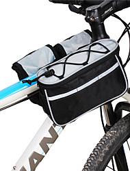 cheap -B-SOUL 4 L Cell Phone Bag Bike Frame Bag Portable Wearable Durable Bike Bag Nylon Bicycle Bag Cycle Bag Cycling / iPhone X / iPhone XR Outdoor Exercise Bike / Bicycle