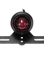 Недорогие -1 шт. Проводное подключение Мотоцикл Лампы Светодиодная лампа Задний свет / Тормозные огни Назначение Suzuki / Honda / Мотоциклы Все года
