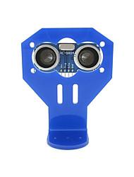 Недорогие -hc-sr04 ультразвуковой датчик синий ультразвуковой стент