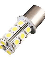cheap -1156 BA15S 5050 18SMD Car White LED Tail Reverse Turn Light Bulb