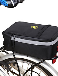 cheap -B-SOUL 5 L Bike Rack Bag Waterproof Portable Extended Bike Bag Polyester Terylene Oxford Bicycle Bag Cycle Bag Cycling Road Bike Mountain Bike MTB Bike / Bicycle / Reflective Strips
