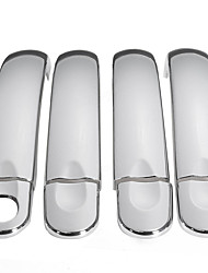 cheap -8pcs Chromed Stainless Steel Door Handle Cover Trim Set For VW Transporter T5 Caddy