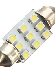 cheap -1 Piece Car Light Bulbs 0.72 W SMD 1210 9 LED Decoration Lights For universal / Toyota / Honda All years