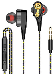 cheap -LITBest Wired In-ear Earphone Wired New Design Stereo for Mobile Phone