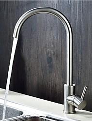 cheap -Kitchen faucet - Single Handle One Hole Standard Spout Other Contemporary Kitchen Taps