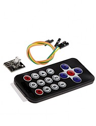 cheap -New Style Infrared IR Wireless Remote Control Sensor Module Kits for Arduino