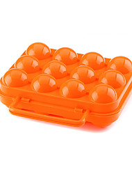 cheap -Storage Box Storage Box Lightweight Rain Waterproof for PP Outdoor Fishing Camping Orange
