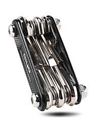 cheap -GIYO Bike Multi-Tool Portable Repair Kit Multifunctional Durable For Road Bike Mountain Bike MTB Cycling Bicycle Steel Silver
