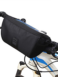 cheap -B-SOUL 3.5 L Bike Handlebar Bag Portable Wearable Durable Bike Bag Terylene Bicycle Bag Cycle Bag Cycling Outdoor Exercise Bike / Bicycle