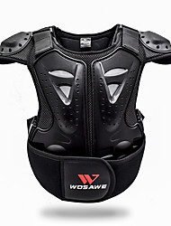 cheap -WOSAWE BC205 Motorcycle Protective Gear  for Armor Unisex PE / EVA For Children / Shockproof / Child Bicycle Snowboard Hockey Back Chest Protection