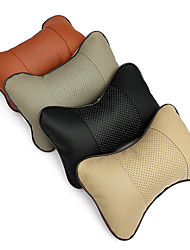 cheap -Car Headrests Headrests Black / Beige / Gray leatherette Business For universal All years All Models