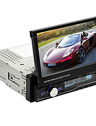 cheap -SWM T100+4LEDcamera 7 inch 2 DIN Other Car Multimedia Player / Car MP5 Player / Car MP4 Player Touch Screen / MP3 / Built-in Bluetooth for universal RCA / Other Support MPEG / MPG / WMV MP3 / WMA
