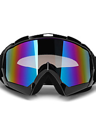 cheap -Double Lens Anti-fog Skiing Snowboarding Sun Snow Ski Goggles Motorcycle UV400