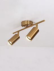 cheap -QIHengZhaoMing 2-Light Spot Light Ambient Light Painted Finishes Metal 110-120V / 220-240V Warm White / E26 / E27
