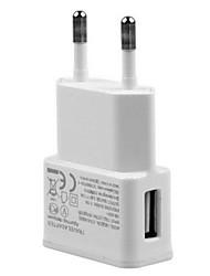 cheap -Portable Charger USB Charger EU Plug Normal 1 USB Port 1 A DC 5V for