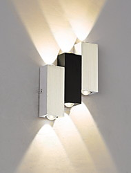 cheap -New Design Modern Contemporary Wall Lamps & Sconces Indoor Metal Wall Light 85-265V 6 W