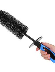 abordables -voiture auto moyeux roue jante gommage nettoyage brosse nettoyant poussière outil