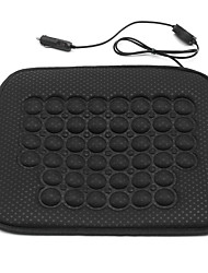 cheap -DC12V Black Car Heated Seat Chair Cushion Cover Hot Warmer Heating Pad