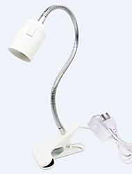 cheap -Lighting Lamp Holder Clamp Lamp For Fish Tank Turtle Lizard Habitat Reptile Ceramic Light Bulb E27 Clip-On Base