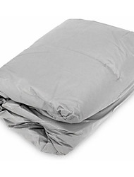 cheap -PEVA YXL Size Full Car Cover Single Layer Waterproof Anti-UV Dust Resistant Protection Covering
