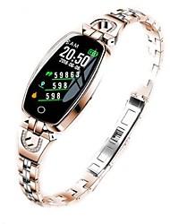 cheap -Couple's Wrist Watch Quartz Black / Silver / Gold Cute Digital Casual Fashion - Gold Black Silver