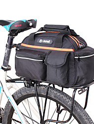 cheap -B-SOUL 14 L Bike Rack Bag Portable Wearable Durable Bike Bag Nylon Bicycle Bag Cycle Bag Cycling Outdoor Exercise Bike / Bicycle