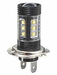 cheap -H7 LED Fog Light Driving Turn Lamp Backup Bulb Daylight White 8W DC10-30V