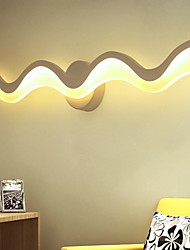 cheap -Modern Contemporary Wall Lamps & Sconces Bedroom Indoor Acrylic Wall Light 220-240V 12 W