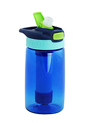cheap -Portable Water Filters & Purifiers Kettle Plastic Outdoor Portable for Camping / Hiking Camping Traveling 1 pcs Blue