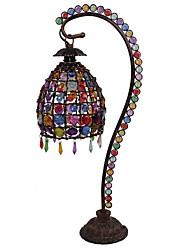abordables -Moderne contemporain Décorative Lampe de Table Pour Magasins / Cafés Métal 220V
