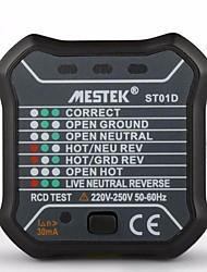 Недорогие -MESTEK MESTEK ST01D Другие измерительные приборы 220V-250V Удобный / Измерительный прибор