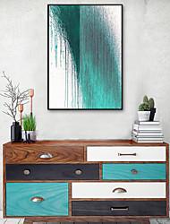 cheap -Framed Canvas Framed Set - Abstract Plastic Illustration Wall Art