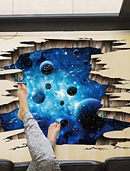 cheap -Decorative Wall Stickers - 3D Wall Stickers Stars / 3D Indoor