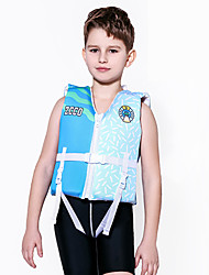 cheap -ZCCO Life Jacket Lightweight Quick Dry Neoprene EPE Foam Swimming Sailing Rafting Life Jacket for Kids
