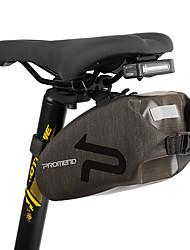 رخيصةأون -حقيبة السراج للدراجة مقاوم للماء المحمول ركوب الدراجات حقيبة الدراجة بلاستك هندسة نايلون حقيبة الدراجة حقيبة الدراجة أخضر للجنسين