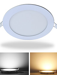 cheap -LED Panel Light Round Ultra Thin Downlight 12W Panel led light for home office lighting AC85 -265V