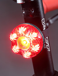 cheap -LED Bike Light Rear Bike Tail Light Safety Light Tail Light Mountain Bike MTB Bicycle Cycling Waterproof Super Bright USB Easy Carrying USB Lithium Battery 80 lm Rechargeable Built-in Li-Battery