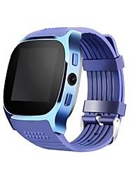 cheap -Couple's Sport Watch Quartz Quilted PU Leather Black / White / Blue Remote Control / RC Digital Casual Fashion - White Black Blue