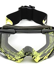 Недорогие -Универсальные Очки для мотоциклов Спорт С защитой от ветра / Хорошая вентиляция / Защита от пыли Нейлоновое волокно / ABS + PC