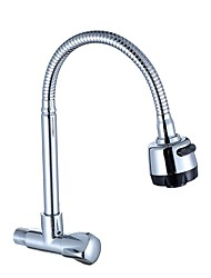 cheap -Kitchen faucet - Single Handle One Hole Standard Spout Other Contemporary Kitchen Taps