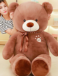cheap -Plush Dolls Stuffed Animal Plush Toy Bear Teddy Bear Animals Cute Giant Cotton / Polyester Imaginative Play, Stocking, Great Birthday Gifts Party Favor Supplies Boys and Girls Adults Kids Baby