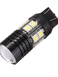 cheap -1 Piece T20(7440,7443) Car Light Bulbs 10 W SMD 5050 / SMD LED 156 lm 12 LED Turn Signal Lights / Tail Lights / Brake Lights For All years